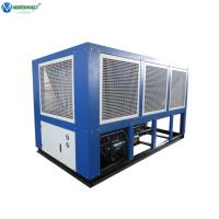 Low Temperature Water Cooling Unit Industrial Air Cooled Glycol Chiller For Dairy