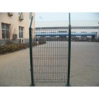 Buy cheap PVC Coated Powder Coated 3D Welded Wire Mesh Panel for Fencing from wholesalers