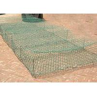 Hot Dipped Galvanized Welded Gabion Box Reno Mattress With 3X1X0.3m Size