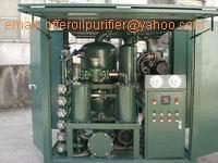 Quality Sell Vacuum Transformer Oil Filtration Plant for sale