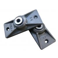 Quality Unbonded PC Strand Post Tensioning Concrete Cast Iron Integration Anchor for sale