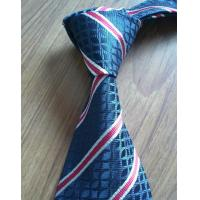Buy cheap Red blue and white necktie from wholesalers