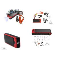 Quality Lithium Polymer Red Jump Starter Power Bank / diesel jump starter pack for sale