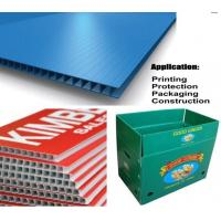 Quality Waterproof Corrugated Plastic Sheets for sale