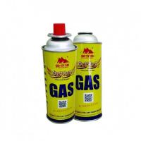 Quality Butane Gas Canister Tinplate Paint Aerosol Spray Can for sale
