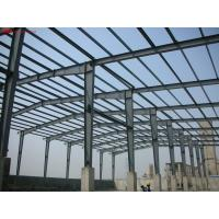 Quality Manufacturer Workshop Fabrication Line With Nice Welding for sale