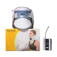 China Air Inflatable Cervical Neck Stretcher , Neck Fixation Cervical Traction Brace on sale