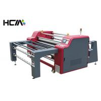 Quality Rotary Heat Transfer Printing Machine High Speed 100-200m/hour for sale