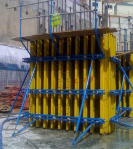 China Concrete Column formwork on sale