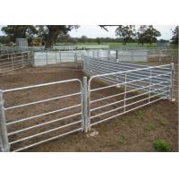 Buy cheap Professional Uv Proof Cattle Corral Panels With CE / ISO9001 Certificate from wholesalers