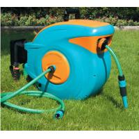 Quality Stretch / flexible / hydraulic Hose Retractable Water Hose Reel 30M for Home for sale