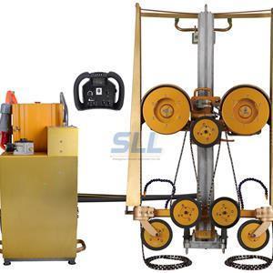 Quality SSJ-A1 Hydraulic Diamond Wire Saw Machine Concrete Cutting 9m Rope Length for sale