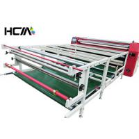 Buy Professional Roller Heat Printing Machine , Oil Heating Textile Sublimation Printing Machine at wholesale prices