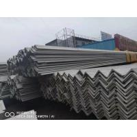 Quality Hot Rolled ASTM GB Stainless Steel Angle Bar 304 316L 3# - 20# 6 Meters Length for sale
