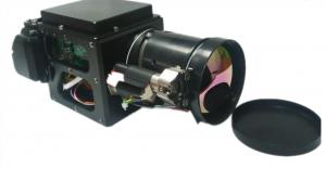Quality 640x512 Pixel And MCT Detector Type , Stirling Cycle Cooling Thermal Camera MWIR for sale