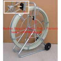 Quality FRP duct rodder,cobra rods,fiberglass fish tapes,fiberglass cobra for sale