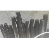 Buy cheap H25 159mm high quality tapered rock drill steel rod and mining tapered hex drill from wholesalers