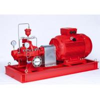 Buy cheap 500GPM@130PSI UL Split-case Fire Fighting motor Pump sets with Eaton Controller from wholesalers