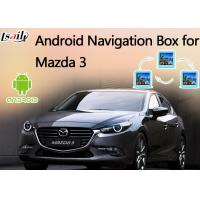 Quality 2014-2017 Mazda 3 Android 6.0 Video Interface support Rearview System, GPS Navigation for sale