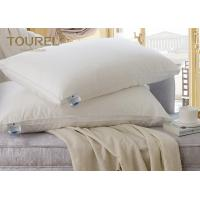 China Summer Aloe Vera Luxury Hypoallergenic Down Pillows With Memory Foam Bamboo on sale