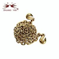 China 10mm Grade 80 Chain Easy Attach Anti Rust High Tensile Strength Long Durability on sale