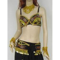 China Tribal Belly Dance Costume Set CAN MAKE BIG SIZE CUP on sale