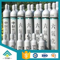 Quality Sulfur Hexafluoride For Sale SF6 Gas With SF6 Gas Cylinder for sale