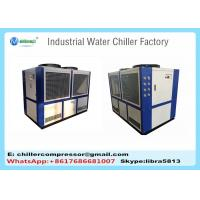 30tons 40hp air cooled system water chiller china manufacturer