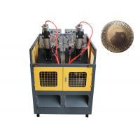 Buy Cardboard Round / Square Paper Plate Machinery ZDJ-400K CE SGS Certification at wholesale prices