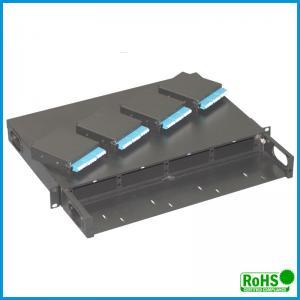 China ABS Fiber Optic Distribution Box / Fiber Optic Terminal Box 4 Ports on sale