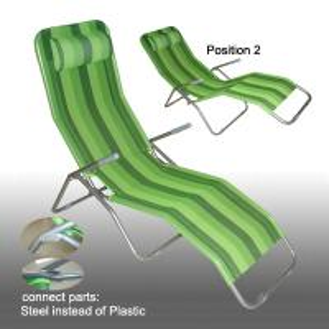 Quality Chaise Chair Lounger Chair Beach Chair Garden Chair Relaxed  Chair Outdoor Chair for sale
