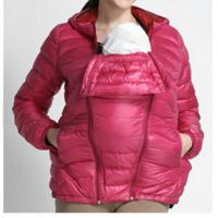 Quality Custom Mama babywearing high quality baby carrier coat /jacket with pocket hoody for sale