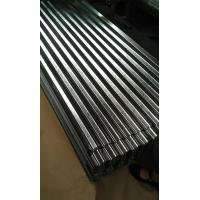 Galvanized Roofing Sheet Cladding : Corrugated roofing edge