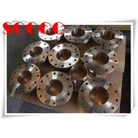 Quality UNS N04400 WN Nickel Alloy Flanges / Monel 400 Flanges 2.4360 ASTM B564 for sale