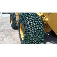 Buy cheap tyre protection chian for mining/underground/metal/slag/quarrying from wholesalers