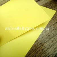 Quality Super Thin 0.3mm Colorful Glossy And Matt Plastic Product PVC Sheet For Furniture Coating for sale