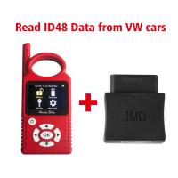 Buy cheap Handy Baby Original Hand-held Car Key Copy Tool Plus JMD Assistant OBD Adapter Read ID48 Data from VW Cars product