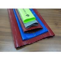 10 Inch PVC Layflat Hose Lay Flat Drip Irrigation Hose Pipe For Agriculture Farm