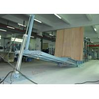 Buy cheap OEM / ODM 3-5M Discussible Incline Impact Testing Machine For Furniture Desk product