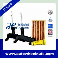 Quality Safety Car Bike Motorcycle Repair Kit / Tire Repair Kit / Tire Plugging Tools for sale