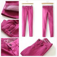 Quality Brand Gap women skinny jeans slim legging in rose cheap  fashion low-rise trousers Malaysia  inventory stock for sale