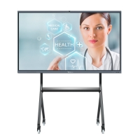 Quality 3840*2160 Interactive Smart Board Android PC Digital Wall Player Wireless for sale