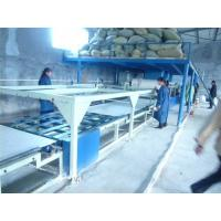 Quality CE MgO Board Production Line Glass Fiber Cement Wall Board And Eps Wall Board Making for sale