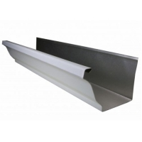 Buy cheap K Style 304 26 Gauge Stainless Steel Gutter from wholesalers