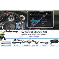 Buy Multi Language Navigation Box Android Auto Interface DVD Headrest Monitors at wholesale prices