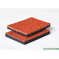 Quality Weather Resistant Sandwich Rubber Athletic Track For Stadium 13mm Thickness for sale