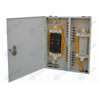 Quality Reliable Protection Fiber Optic Distribution Box For Small Capacity Communication System for sale