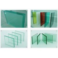 Quality Float Laminated Safety Glass 6.38 Mm-42.3 Mm Thickness Air / Argon Insulating for sale