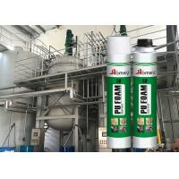 China OEM High Density Polyurethane Foam , Home Spray Foam With One Component on sale