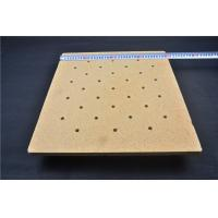 Quality Furnace Use Porous Ceramic Plate , Refractory Lightweight Kiln Shelves SGS for sale